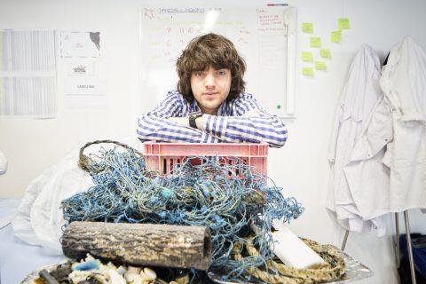 Boyan Slat-The Ocean Cleanup