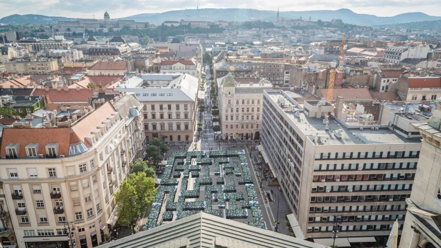 Julia Vegh - Budapest Festival