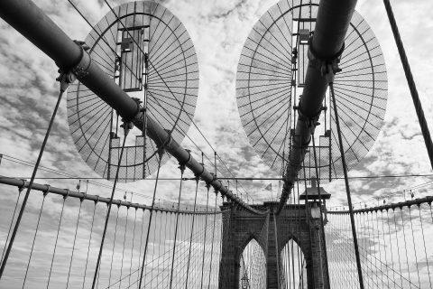plastic bridge