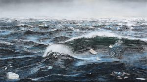 Klaus Busch, Sea Scape i the Year 2016