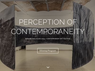 Perception of Contemporaneity - The Universal Sea
